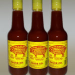 3 Bottles of Scott's BBQ Sauce – 10 fl oz each.